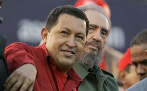 0320 hugo chavez fidel