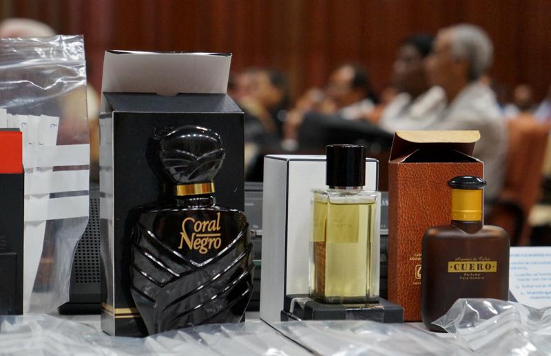 08 congreso fime cubaindustria 2016 conferencia perfumes suchel camacho foto sergei montalvo arostegui