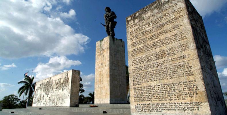 Monumento al Che en Villa Clara