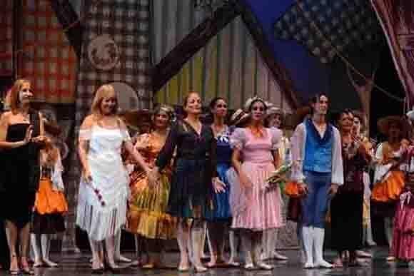 Ballet de Camagüey 580x387