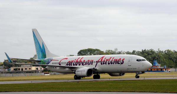Caribbean _Airlines