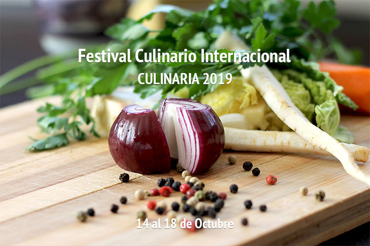 Cuba Culinaria 2019