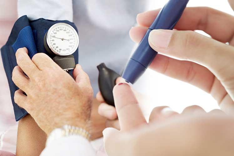 Diabetes presion