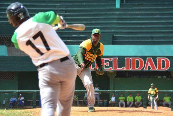 Erlys Casanova Yusniel Ibanez Cienfuegos Pinar del Rio Serie Nacional
