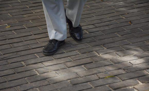 Eusebio Leal zapatos 580x357