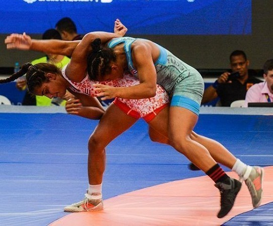 Lianna Montero lucha libre