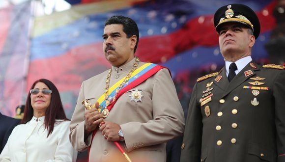 Nicolás Maduro 580x330
