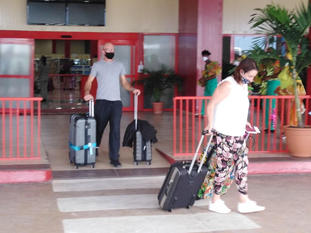 aeropuerto varadero medidas visitantes