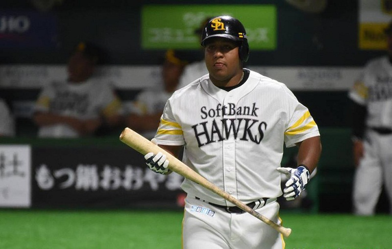 alfredo despaigne beisbol japones agosto