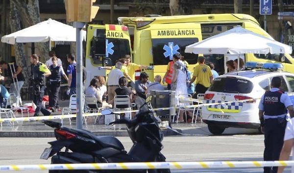 atentado barcelona las ramblas ataque terrorista