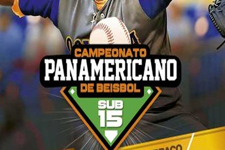beisbol sub15 colombia