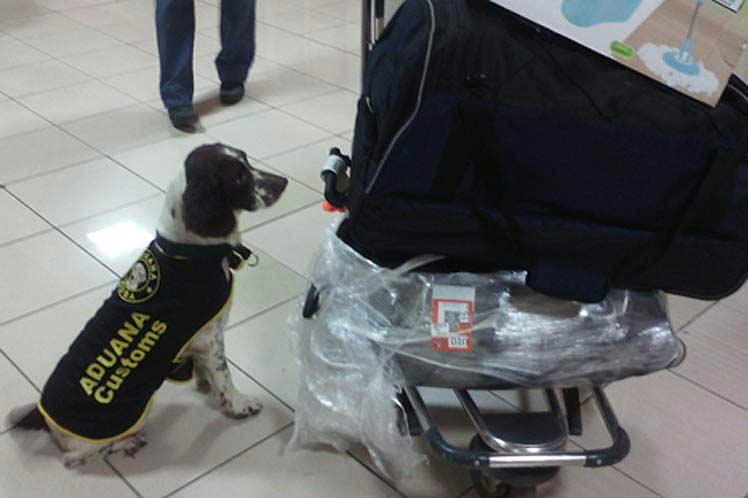 cuba drogas aeropuerto