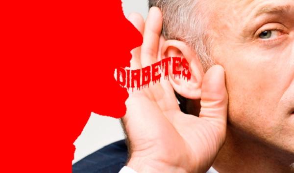 diabetes sordera