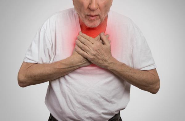 disnea o falta de aire doctor quirantes salud