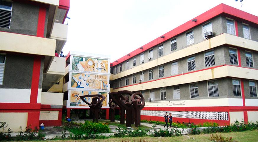 edificio docente universidad holguin f gcuho