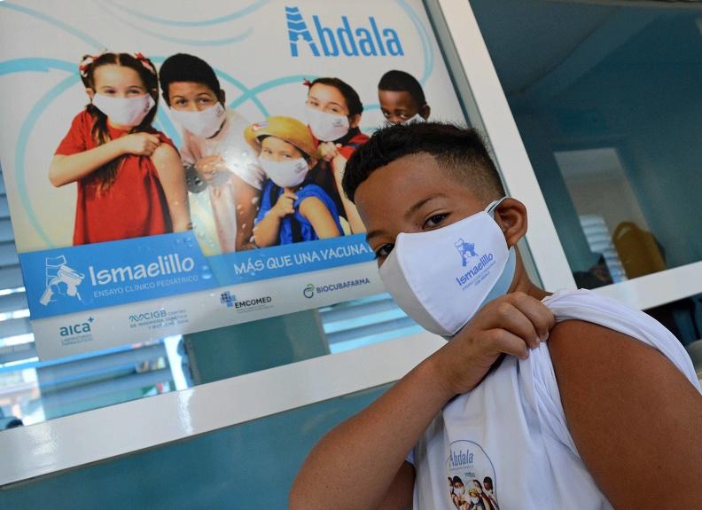 Marcha a buen ritmo ensayo Ismaelillo con vacuna Abdala en Camagüey