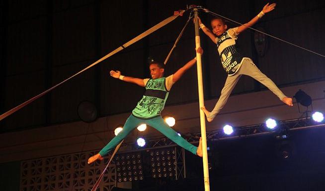 Circo cubano