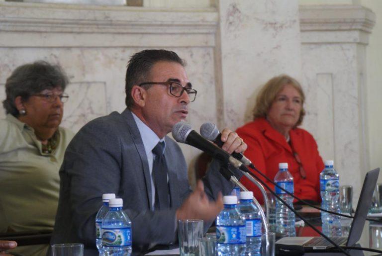 Doctor en Ciencias Luis Velázquez Pérez. Foto: Cortesía del entrevistado