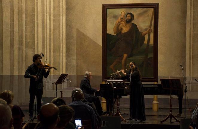 Concierto homenaje a Eusebio Leal, como regalo también a su Habana