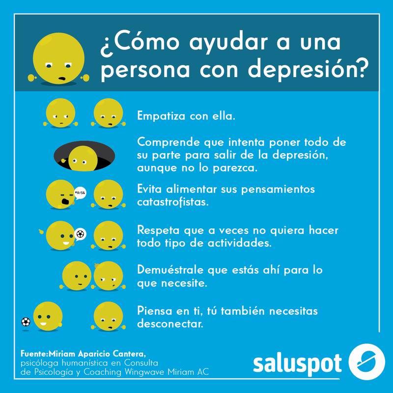 Depresión en hombres y en mujeres