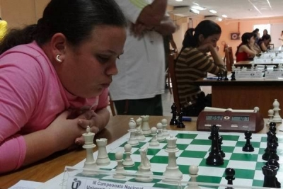 Cubans Gonzalez and Ordaz ranked second and third in 2019 Women´s Continental Chess Championships