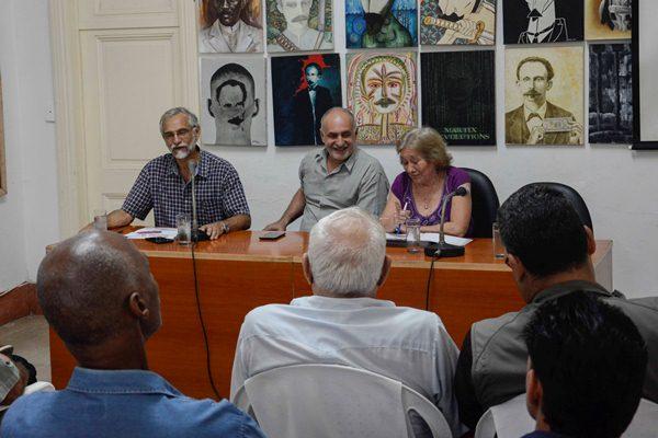 jornada prensa cubana foto ariel ley