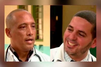 medicos cubanos secuestrados