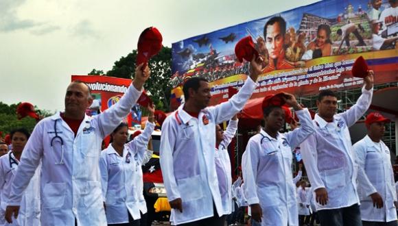 medicos cubanos venezuela1