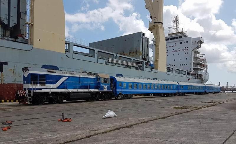 nuevos coches ferrocarril cuba