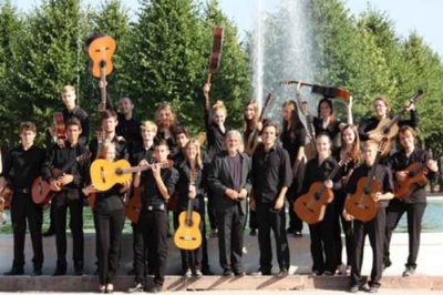 orquesta juvenil guitarras alemania