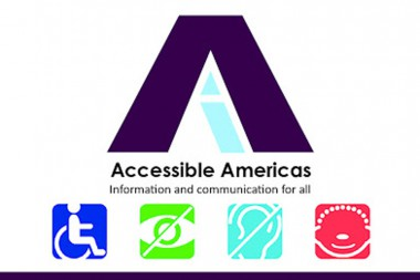 cartel del evento América Accesible