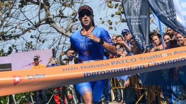 Isabel Cuéllar ganó el Campeonato Iberoamericano de Media Distancia en el VI Triatlón de La Habana
