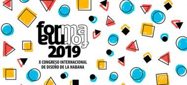 Comienza X Congreso Internacional de Diseño, Forma 2019