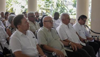 Aniversario de Sociedad cubano-mexicana