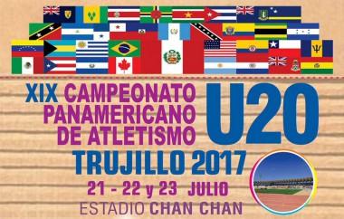 Panamericano juvenil de Atletismo
