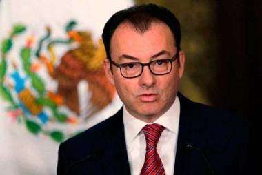 Luis Videgaray Caso, secretario de Relaciones Exteriores de México