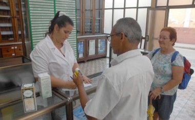 Sistema de salud en la provincia de Holguín