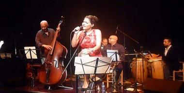 Cantante cubana Haydée Milanés