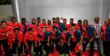 Selección cubana de fútbol