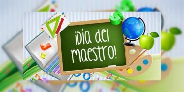 Condecorarán a maestros por el Día del Educador