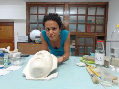 Restauradora Amanda Torres Rodríguez