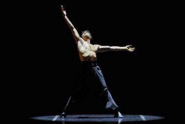 Bailarín cubano Carlos Acosta