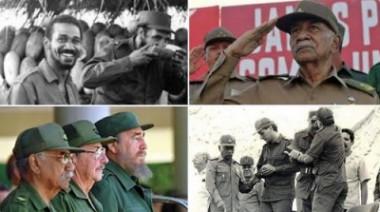 Presidente cubano recuerda a comandante revolucionario Juan Almeida