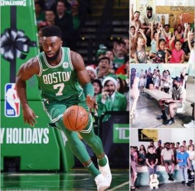 Estrella de la NBA deja huella en Proyecto Cultural de Cuba