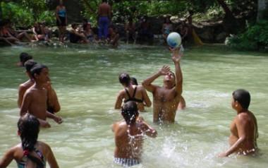 Un verano cargado de alegrías, niños, adolecentes y jóvenes