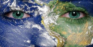 Imagen alegórica al Día Internacional de la Madre Tierra