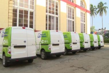 Flota de vehículos eléctricos sustituye combustibles y recursos en Cuba