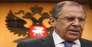 ministro de Asuntos Exteriores Serguei Lavrov