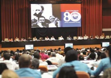 21er. Congreso de la CTC.