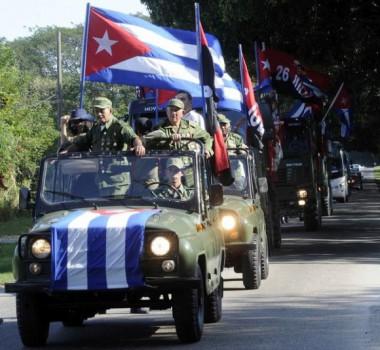 Arribará a La Habana la Caravana de la Libertad